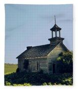 School House 66 Fleece Blanket