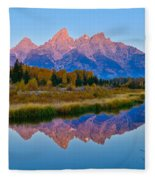 Schwabacher Dawn Fleece Blanket
