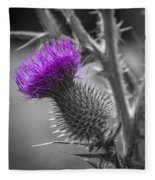 Scotland Calls 2 Fleece Blanket