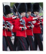Scots Guards Fleece Blanket