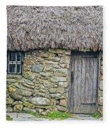 Scottish Farmhouse Fleece Blanket