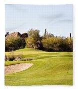 Scottsdale Golf Fleece Blanket
