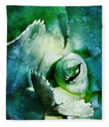 Scratch Agave Fleece Blanket