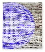 Screen Orb-30 Fleece Blanket