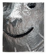 Sculp Face Fleece Blanket