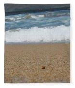 Sea Life Fleece Blanket