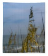 Sea Oats  Fleece Blanket