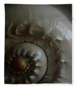 Sea Shell Joy Fleece Blanket