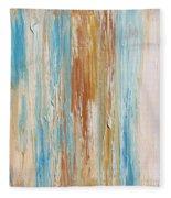 Sea Stripes-jp2494 Fleece Blanket