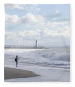 Seabright Beach Fleece Blanket
