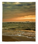 Seagoing Fleece Blanket