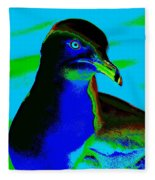 Seagull Art 2 Fleece Blanket