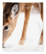 Searching Fleece Blanket