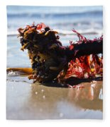 Seaweed 2 Fleece Blanket