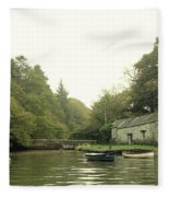 Secret Boathouse Fleece Blanket