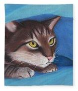Secret Hideout Fleece Blanket