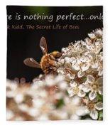 Secret Life Of Bees Fleece Blanket