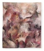 Secrets And Lace Fleece Blanket