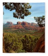 Sedona Vista Fleece Blanket