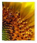 Seeds Of Sunshine Fleece Blanket