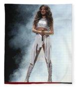 Selena Gomez-8648 Fleece Blanket