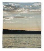 Seneca Lake Living Fleece Blanket