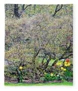 Serenity View Fleece Blanket