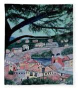 Sestri Levante Fleece Blanket