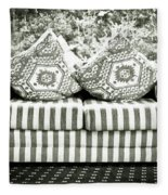 Settee Fleece Blanket
