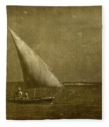 Seven Seas... Fleece Blanket