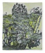 Seventh Creation Fleece Blanket
