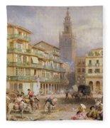 Seville Fleece Blanket