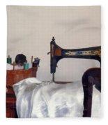Sewing Room Fleece Blanket