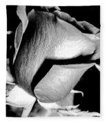 Shades Of Rose Fleece Blanket