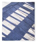 Shadow Rail Fleece Blanket