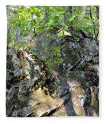 Shadow Rock Fleece Blanket