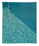 Shadow Shapes II Fleece Blanket