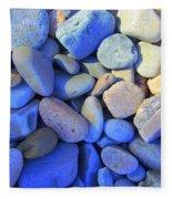 Shadow Stones Fleece Blanket