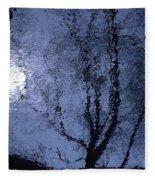 Shadows Of Reality  Fleece Blanket