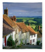 Shaftesbury Fleece Blanket