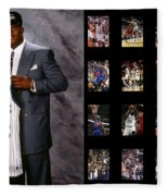 Shaquille O'neal Fleece Blanket