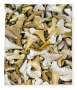 Sharks Teeth Fleece Blanket