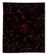 Shattered Fleece Blanket
