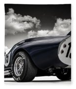 Shelby Daytona Fleece Blanket