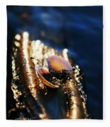Shell By The River Fleece Blanket