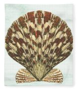 Shell Treasure-d Fleece Blanket