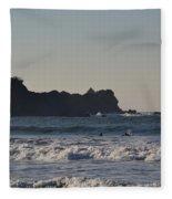 Shelter Cove Fleece Blanket