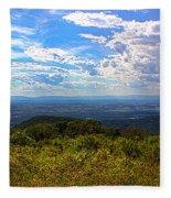 Shenandoah Valley Fleece Blanket