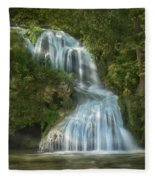 Shenandoah Waterfall Fleece Blanket