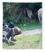 Shepherd's Rest Fleece Blanket